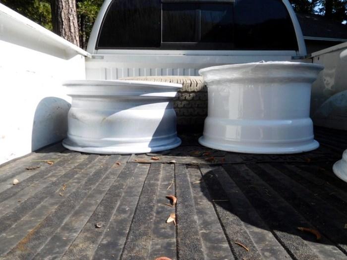 Jefe's Steel Rims - Truck Camper Adventure
