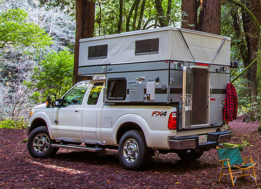 Four Wheel Campers Announces Limited Edition Woolrich Camper