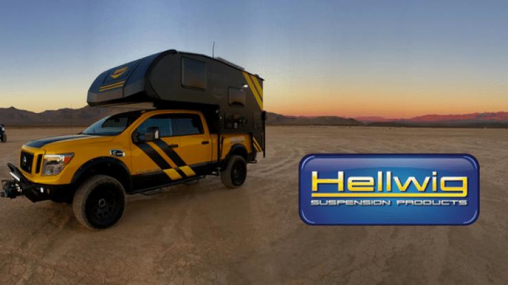 Hellwig-Lance Rule Breaker Rig (Lance 650)