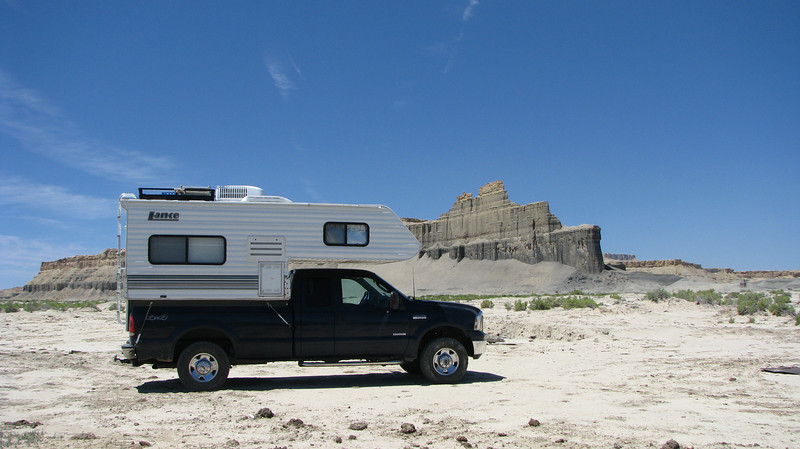 Blast from the Past: 2002 Lance 815 Camper | Truck Camper Adventure