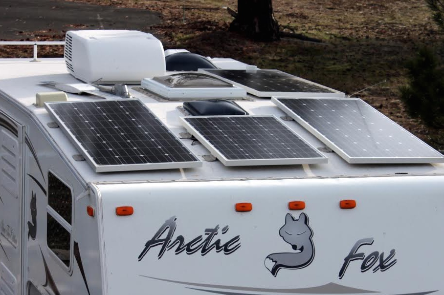 Getting Your Rig Zamped Solar Power For Your Rv Truck