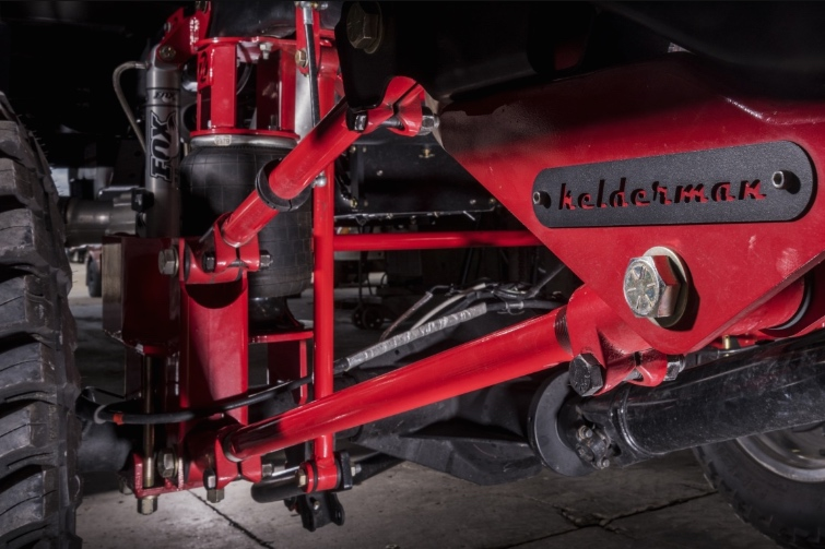 Riding on Air: A Primer on Kelderman Suspension Systems