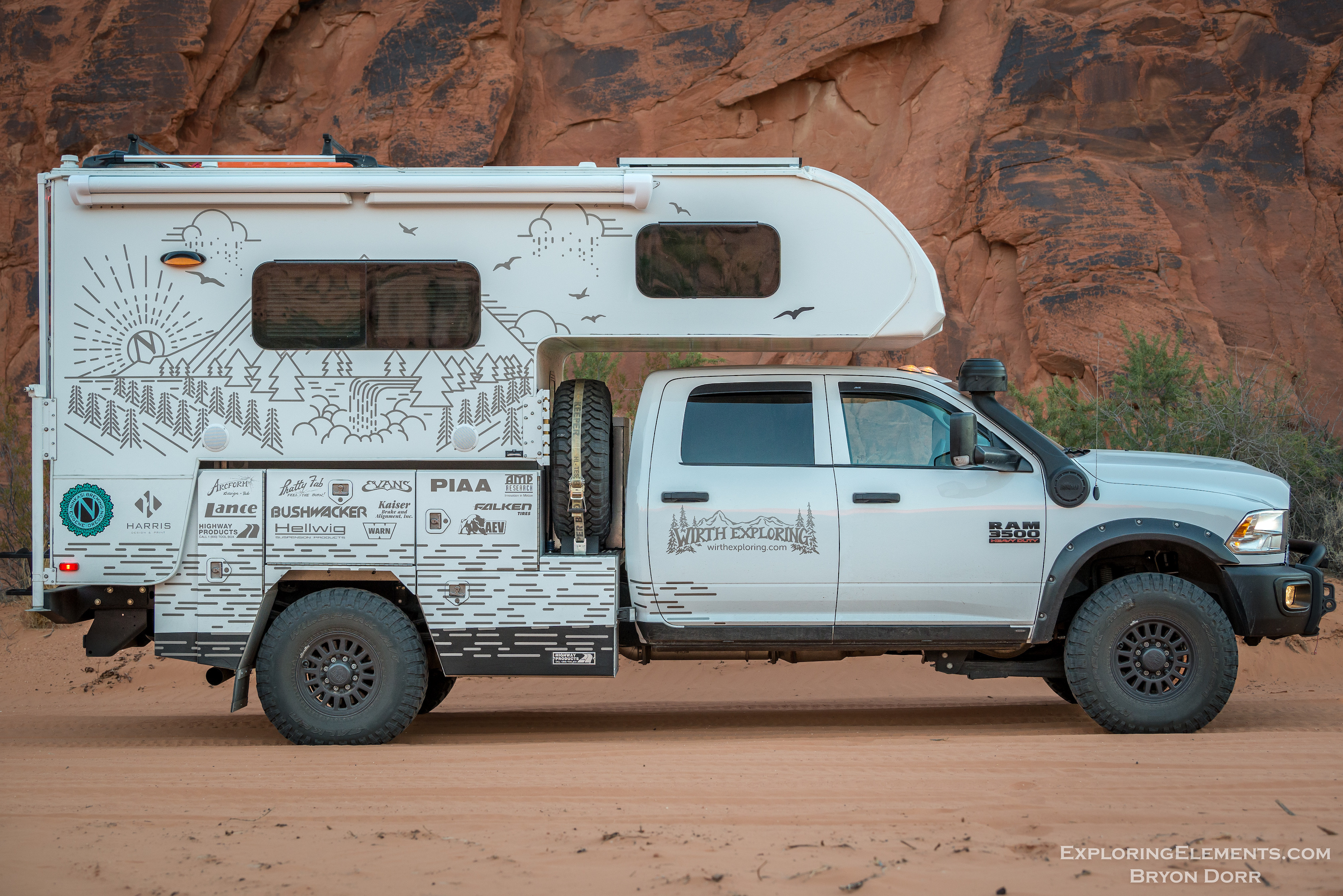 Lance To Display New Rig At Overland Expo West Truck Camper Adventure