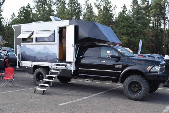 Top 10 4x4 Truck Campers of the 2018 Overland Expo | Truck Camper Adventure