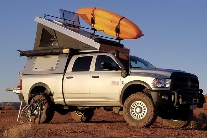 2008 ram 1500 truck cap