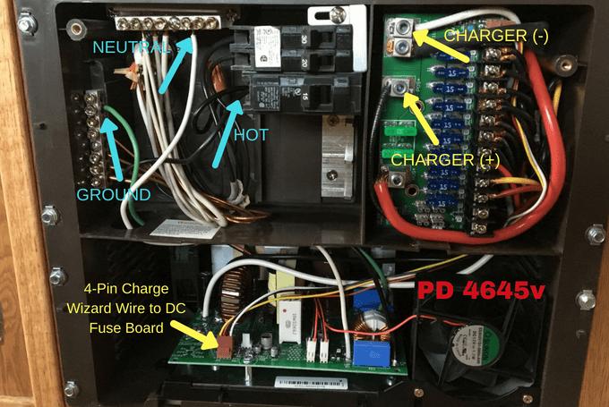 Progressive Dynamics Power Converter Wiring Diagram