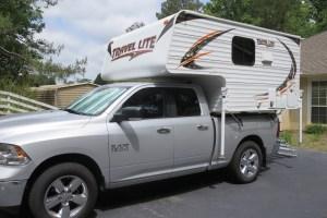 Top 7 Truck Campers For Half-Ton Trucks   Truck Camper Adventure