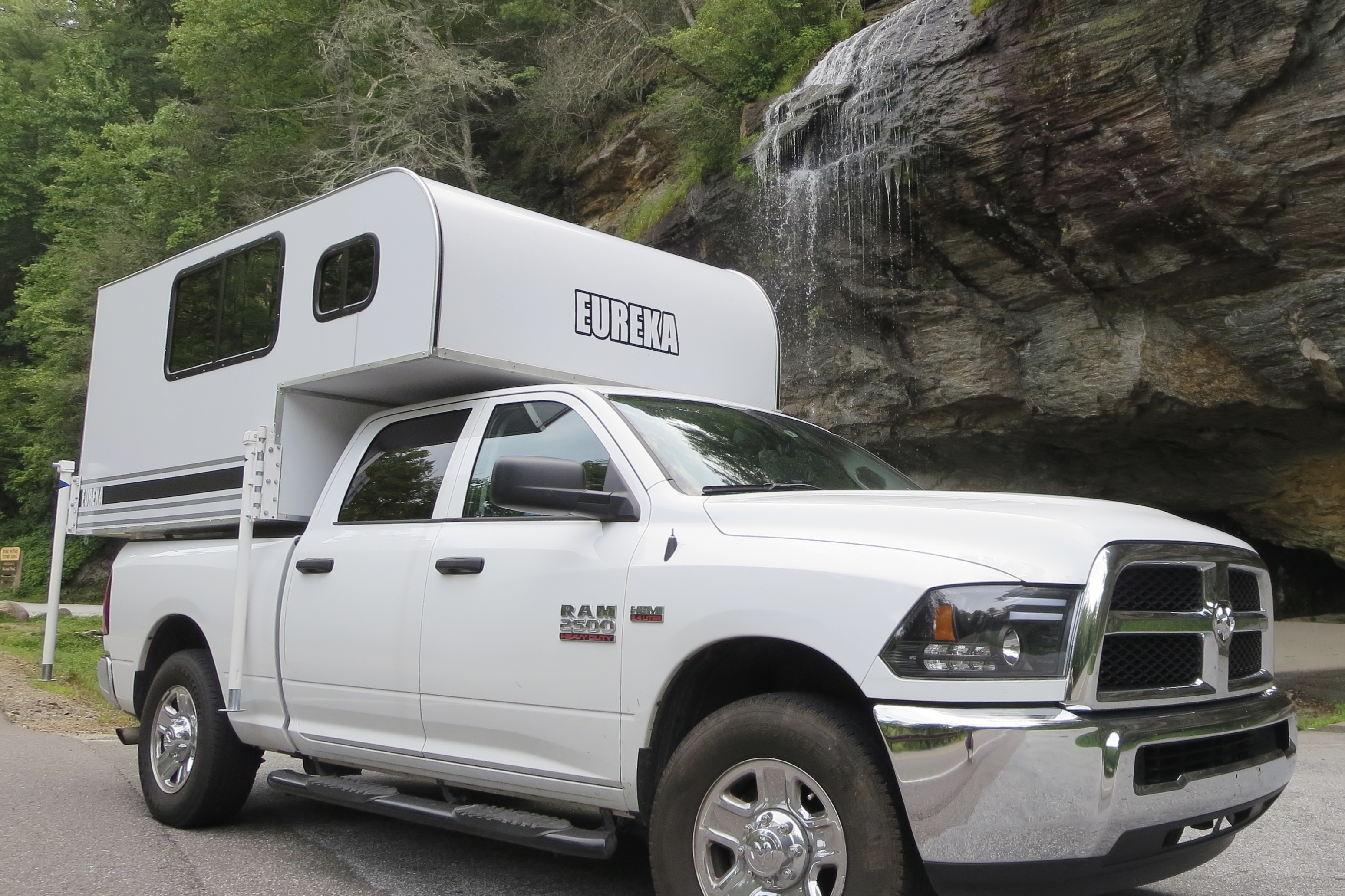Our 2018 Eureka Truck Camper---The Last of Its Kind | Truck