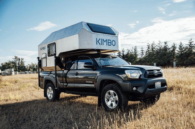 Kimbo Camper Features Patented Aluminum Design | Truck