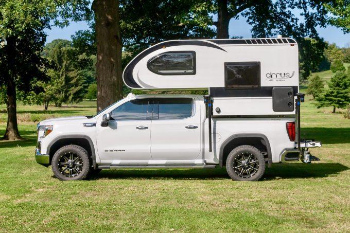 Nucamp Cirrus 620 Truck Camper Launches In 2021 Truck Camper Adventure