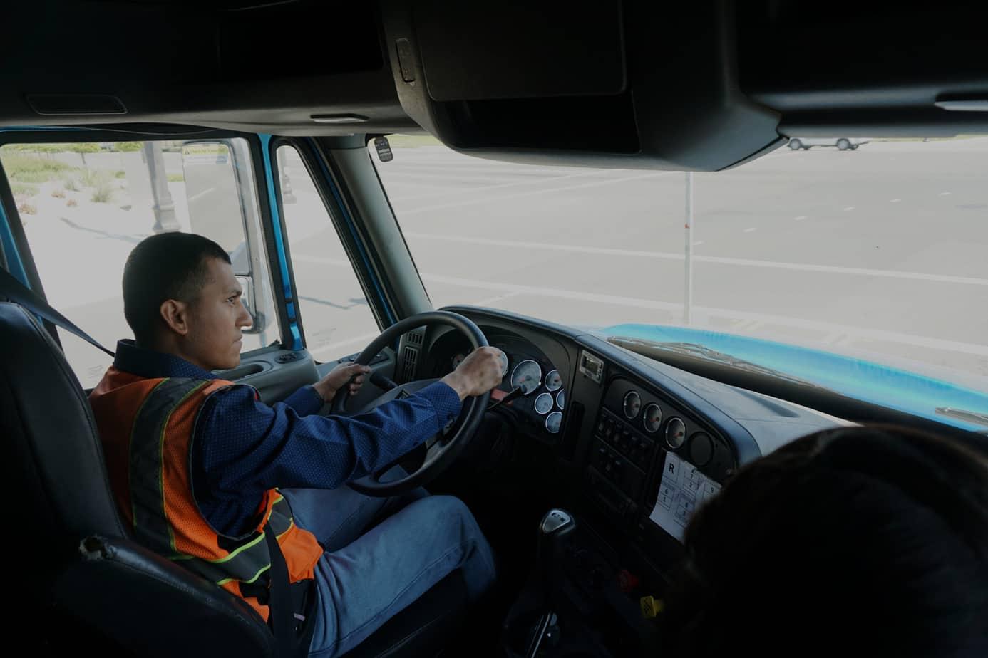 Truck Driver Academy slideshow