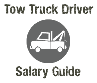 tow truck driver pay