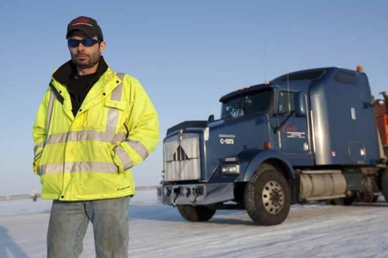 Ice Road Trucker Salary
