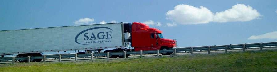Sage Truck Driving School