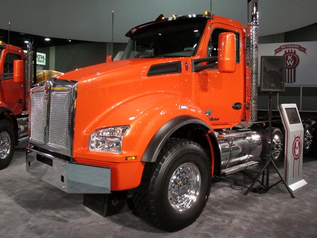 Kenworth Launches T880 Vocational Truck Adds Regional