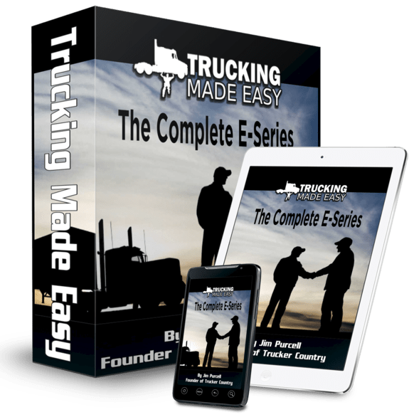 Trucking Made Easy Cover