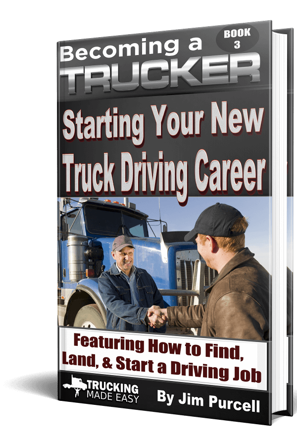 Trucking Made Easy: The Complete E series  Image of BAT3 starting