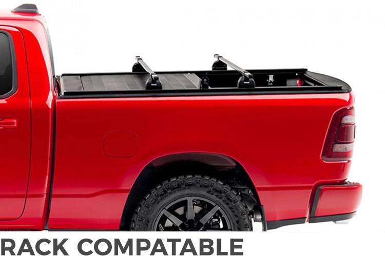 retrax pro xr retractable tonneau truck