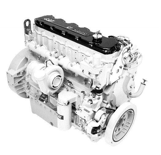 C7 Acert Engine