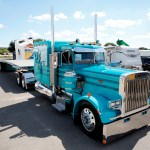 Peterbilt Trucks 359 Yellow Semi Tractor Truck Wallpaper 2288x1712 103473 Wallpaperup