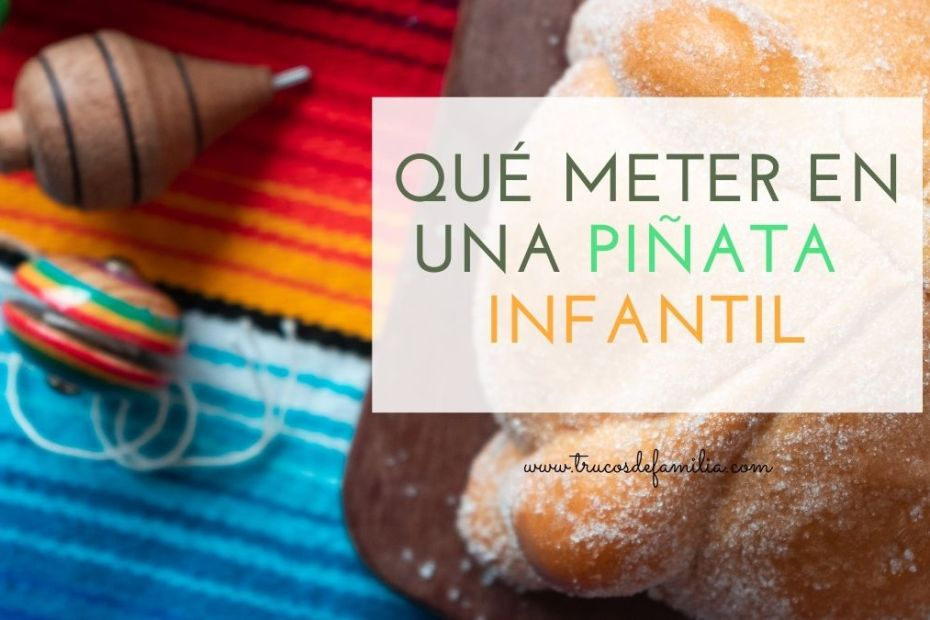 piñata infantil