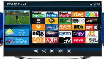 Cómo activar IPTV en un Smart TV con SIPTV eu - Trucos Galaxy