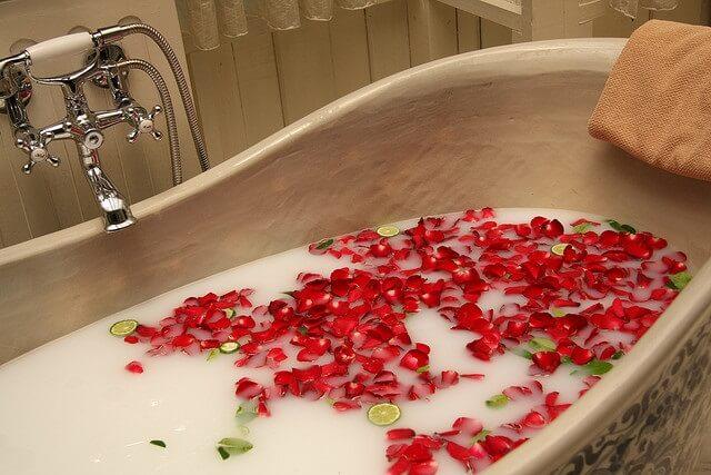 Resultado de imagen de baños relajantes