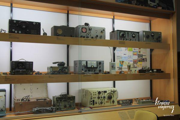 old-radio-collection-in-Metlika-village
