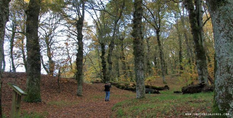 Fraga de Catasos Galicia Spain Nature - trucosviajeros