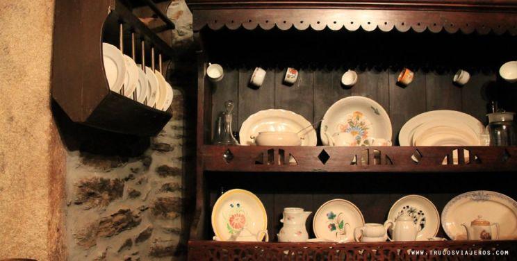 Casa do Patrón museum Galicia traditions
