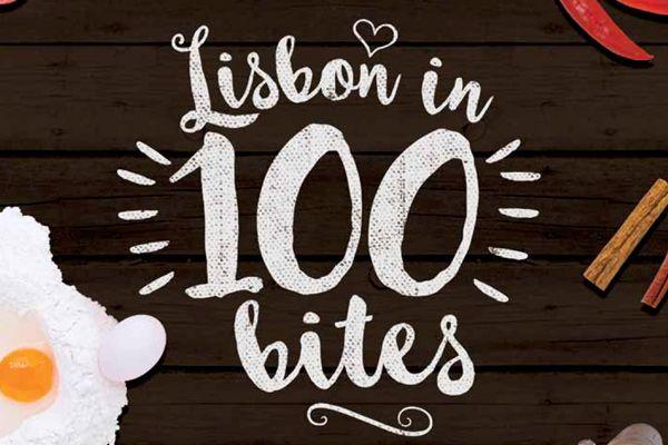 Lisbon in 100 bites food guide Portugal
