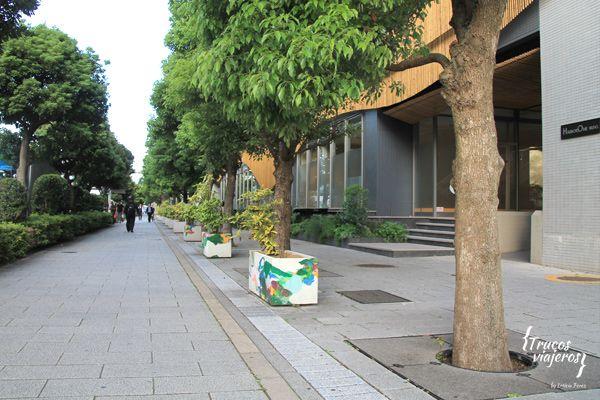 Isla de Tennozu Tokio