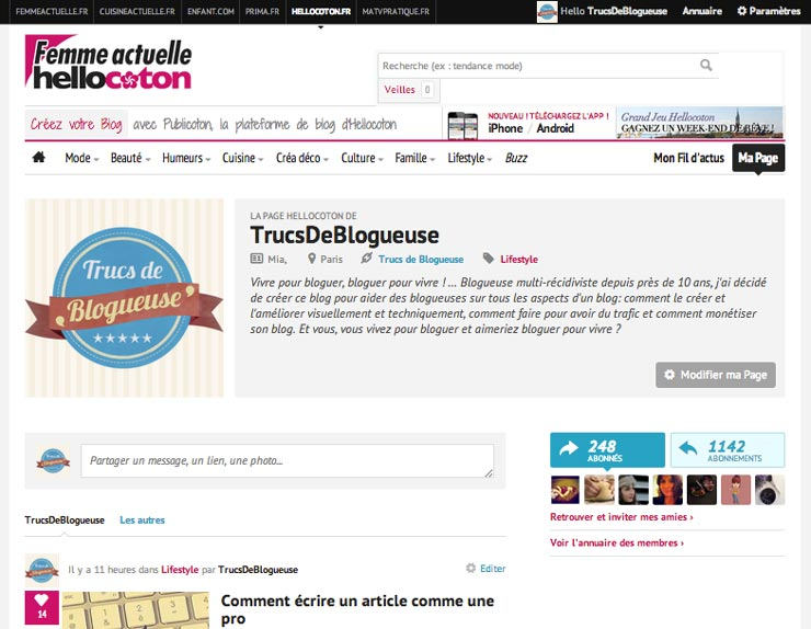 trucs-de-blogueuse---hellocoton-page