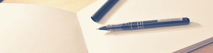 Je n'arrive plus à écrire, que faire ?