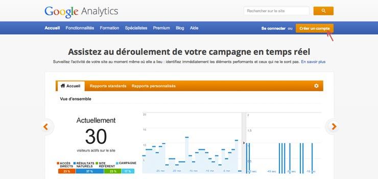 Comment Installer Google Analytics Sur Son Blog