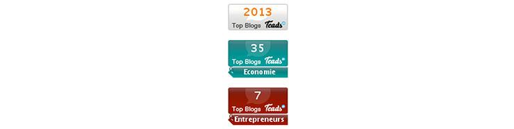 Comment est classé mon blog ? Sur Top Blogs de Teads Labs