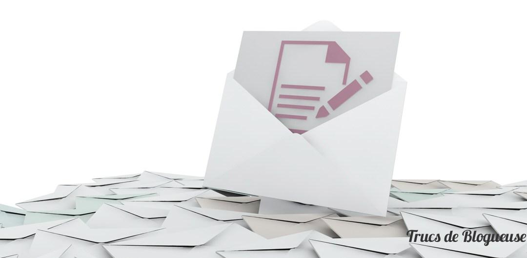 Plan d'action Newsletter + trame à télécharger
