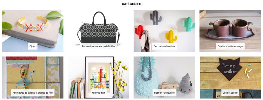 trucs-de-blogueuse-amazon-handmade-categorie