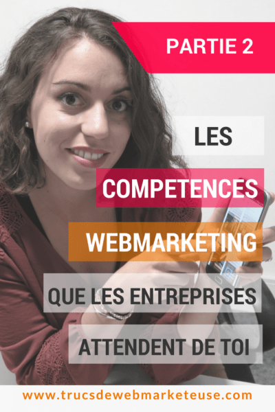 compétence marketing partie 2