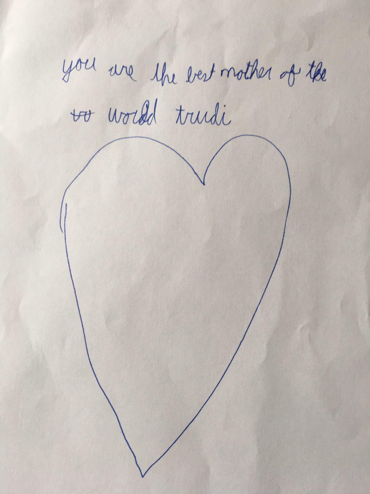 🧒👦🏻👩🏼🍳👩👧👦👩👧Aan mijn drie kinderen die ik uit sadisme niet mag opvoeden noch beschermen: ik wens jullie te besparen voor de DOOD (vaccinatie en testen)
