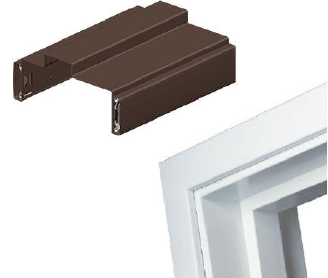 Prefinished Steel Door Frames