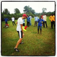 Coaching in Uganda