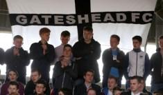 Gateshead v Cambridge United - Skrill Conference Premier