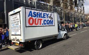 ashleyout.com Van Strawberry Place #boycottspurs