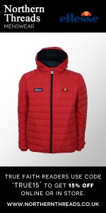 Ellesse Lombardy Jacket - Red (1)