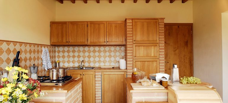 Villa Cipresso in Umbria - Kitchen