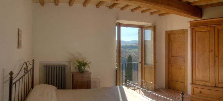 Villa Colibrì in Umbria - Bedroom