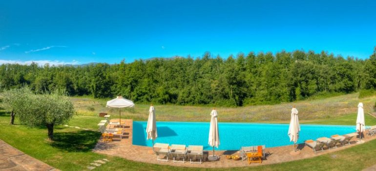 Boutique Hotel Umbria - Swimming Pool