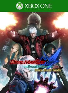 DMC4SE Demon Hunter Bundle