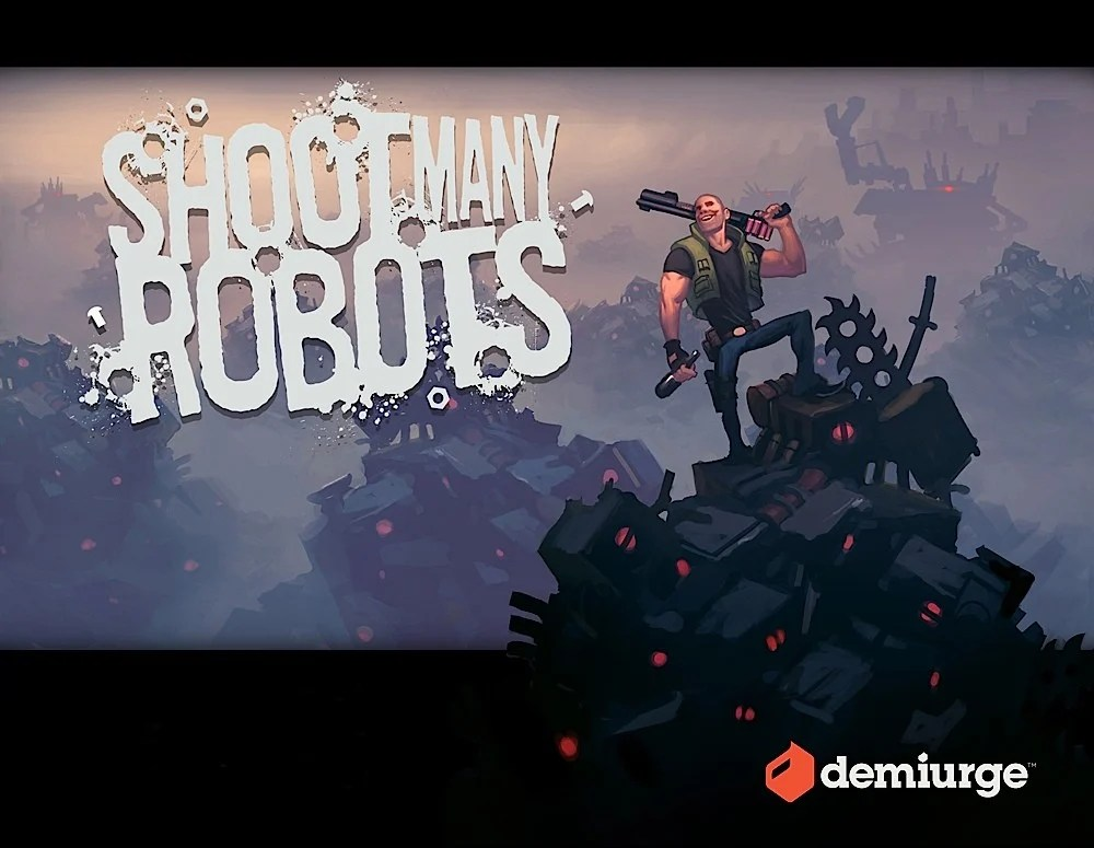 Shoot Many Robots XBLA Game Review